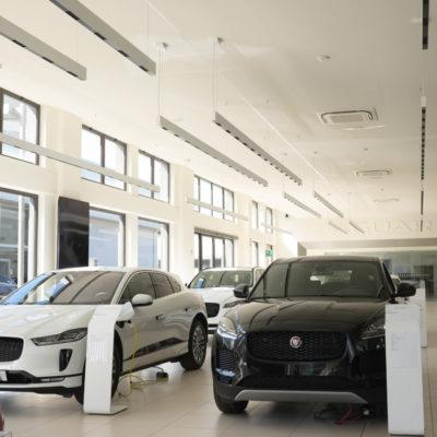 Bodema - Ristrutturazione e Ammodernamento delle Concessionarie Auto